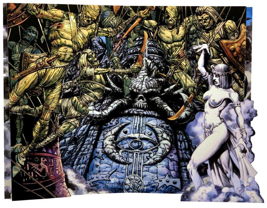 3D Cards – Conan il barbaro