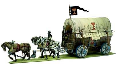 Carro da guerra hussita