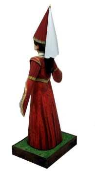 Dama del castello scala 1:9