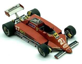F1 Ferrari 126