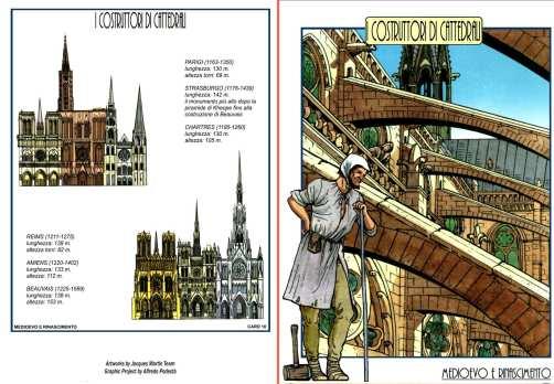 I costruttori di cattedrali