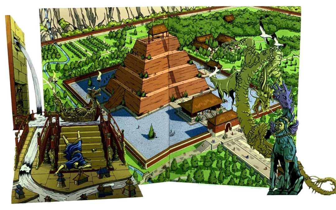 3D Cards – Civiltà Antica