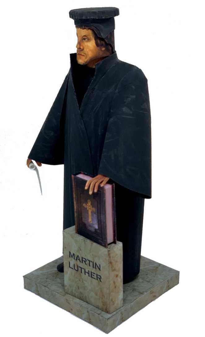 Martin Luther scala 1:9