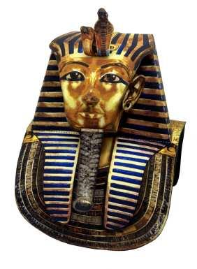 Maschera funeraria Tutankhamon