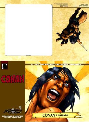 Postcard Conan