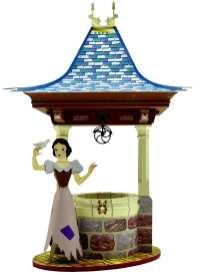 Snow White al pozzo