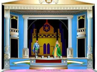Teatri scenografici - Teatro dell'Opera