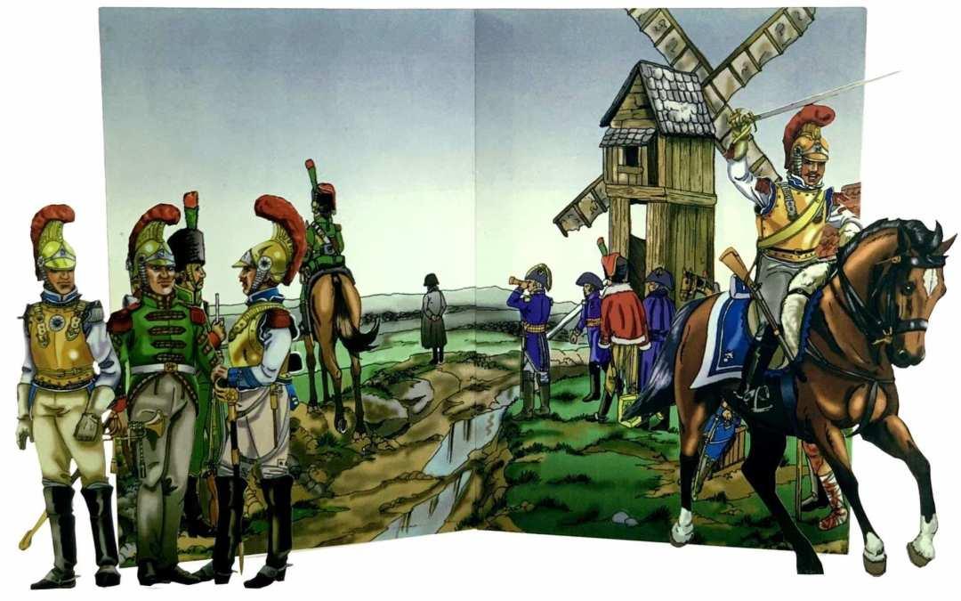 3D Cards – Periodo Napoleonico