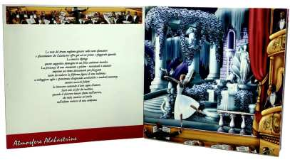 Atmosfere Alabastrine CD Book 3D
