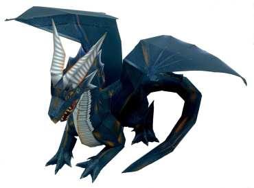 Drago nero 4