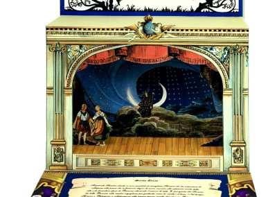 Libri Teatrali Pop up – Il Flauto Magico