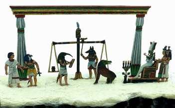 Il Giudizio di Osiride