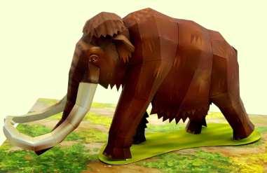 Mammuth - Preistoria