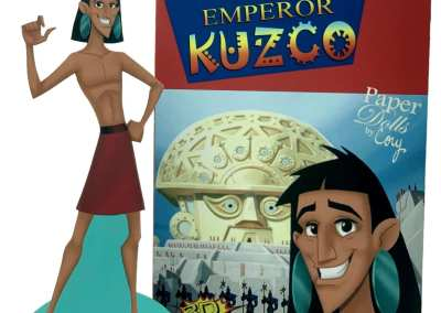 Emperor Kuzco – The Emperor's New Groove