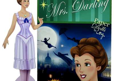 Mrs. Darling – Peter Pan