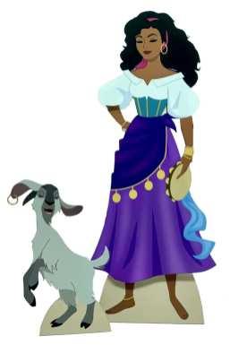 Esmeralda & Djali