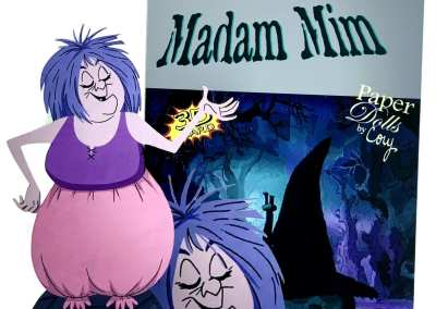 Madam Mim – The Sword in the Stone