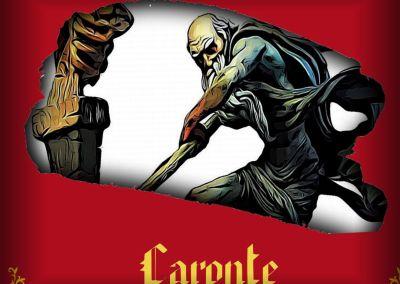 4 – Caronte  -canto III-