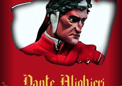 1 – Dante Alighieri  -canto I-