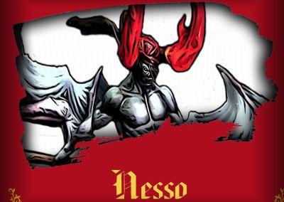 13 – Nesso  -canto XII-
