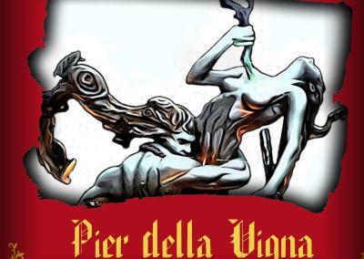 14 – Pier della Vigna  -canto XIII-