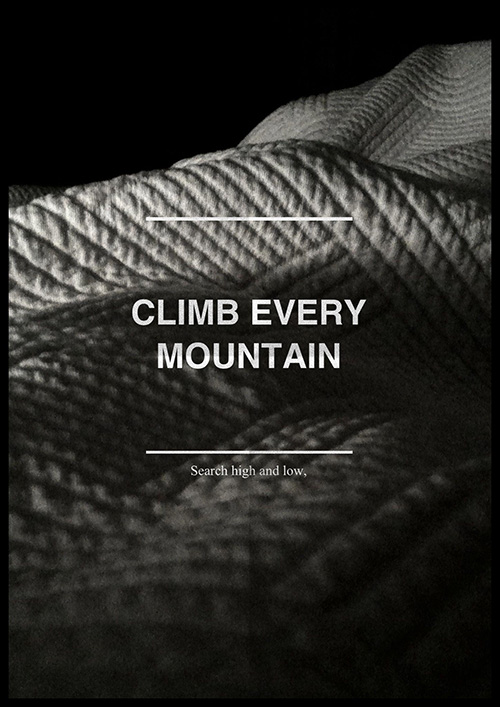 Climb every mountain remixed