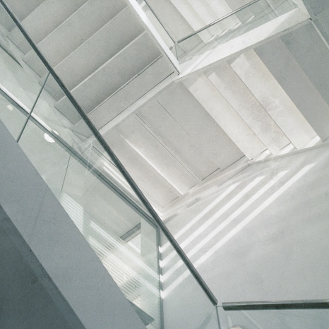 Stairs. Can Fabra