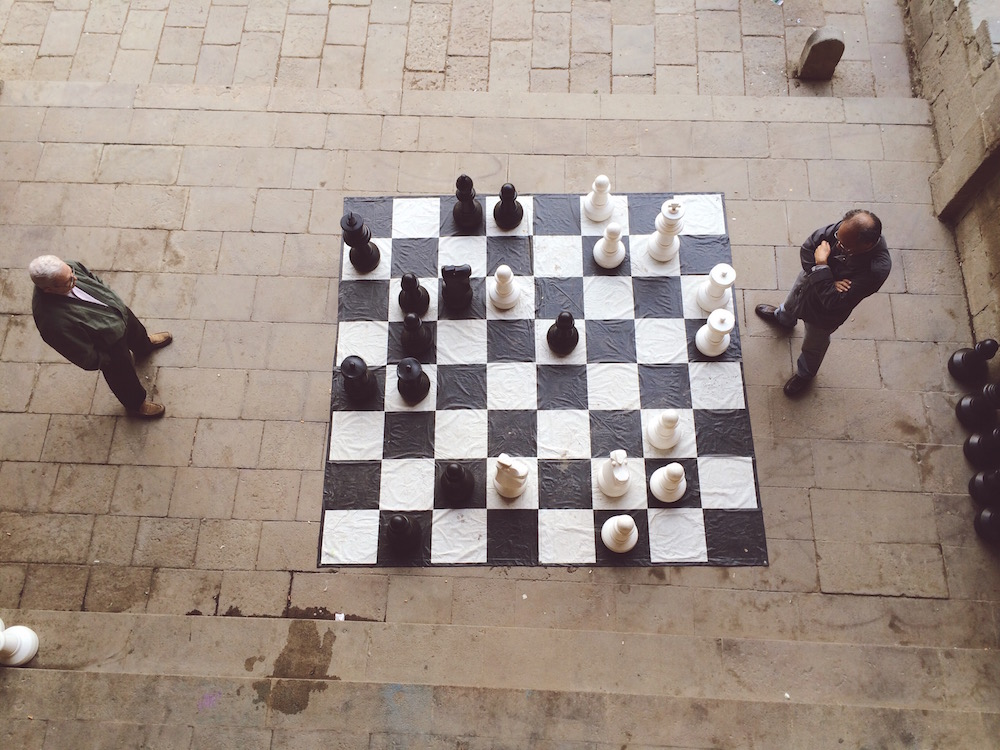 Chess by Alfredo Liétor Photography
