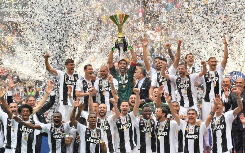juve campione Juventus Twitter