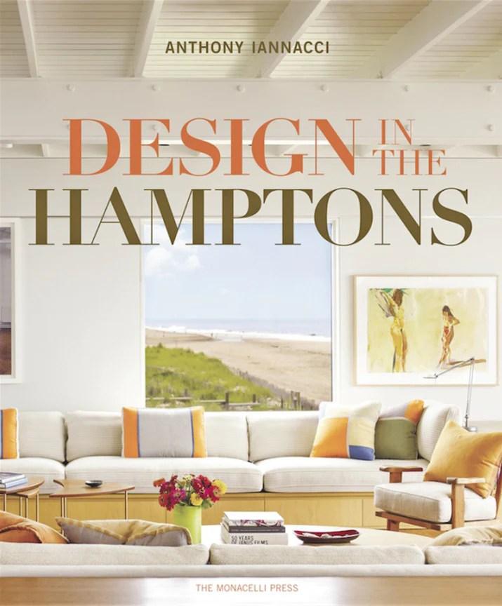 Hamptons style interior design books for Interior design and decorating books