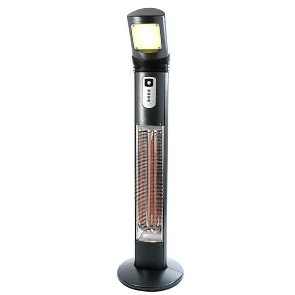 apollo outdoor pedestal heater