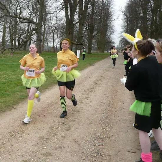 Alfriston School - First Fun Run