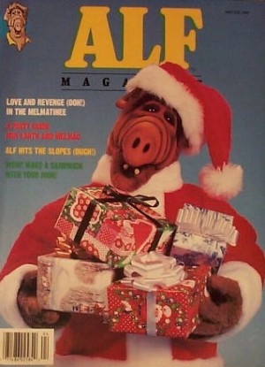ALF Magazine ALF TV