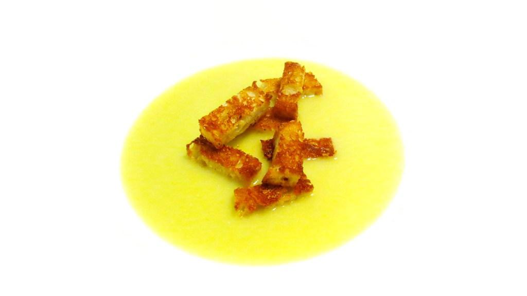 Crema di porri e patate