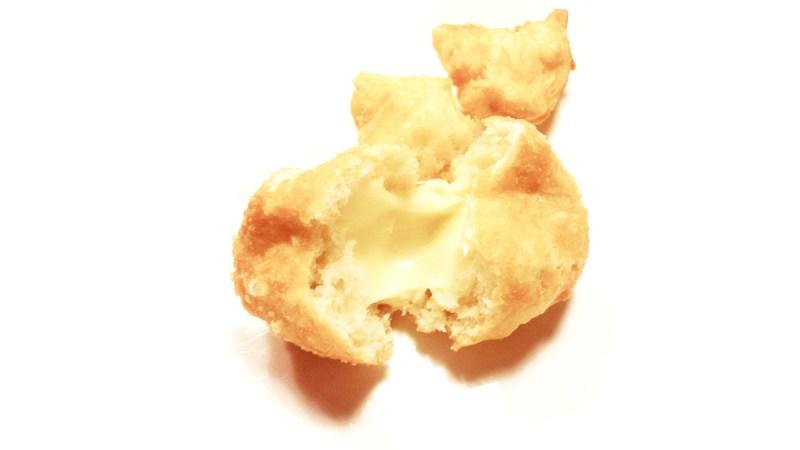 Panini fritti al formaggio