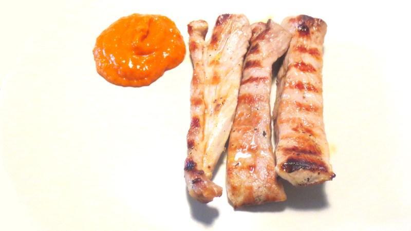 Salsa agrodolce piccante