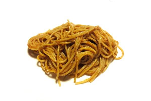 Spaghetti al brasato