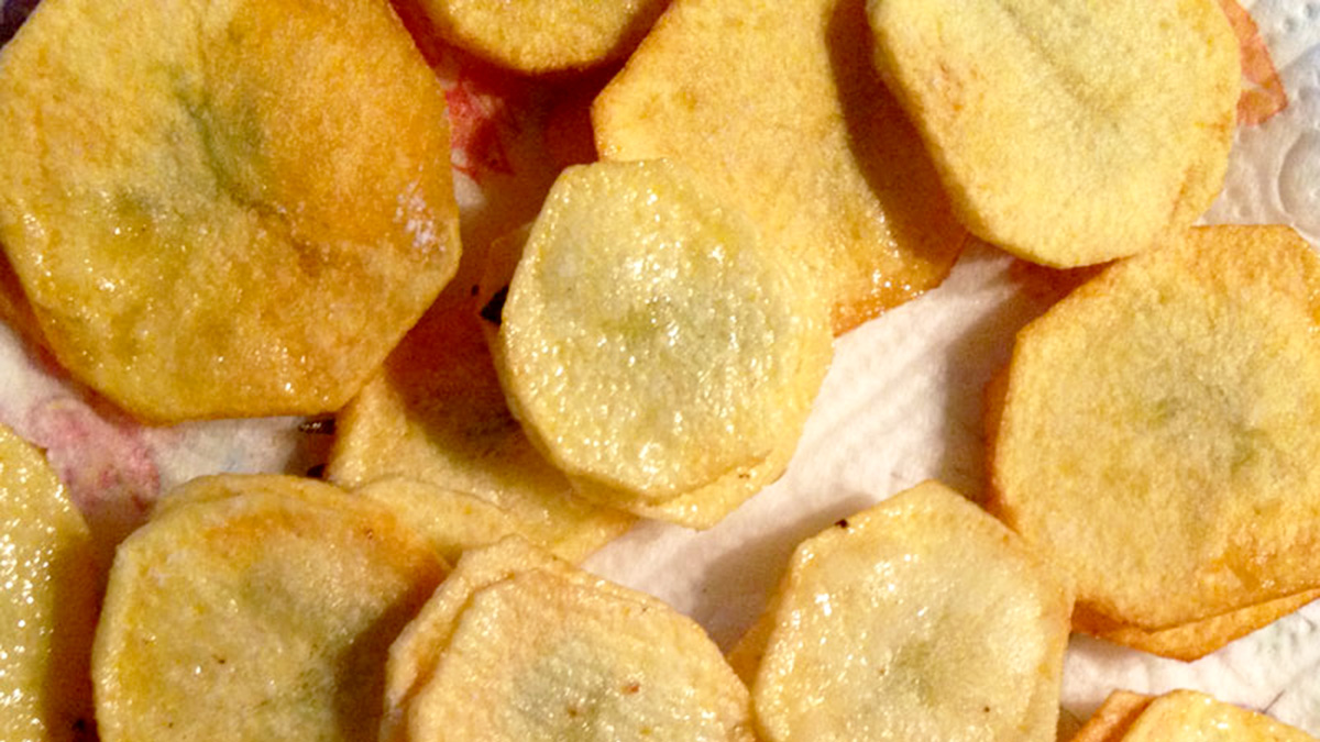 Patate fritte ripiene (se vi piace chiamatele così)