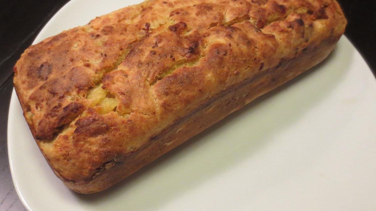 Pane di patate e pancetta