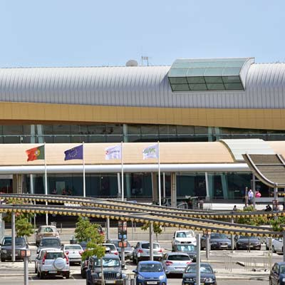 Faro Airport To Faro City Bus And Train Station