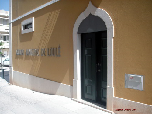 Arquivo historico Loulé