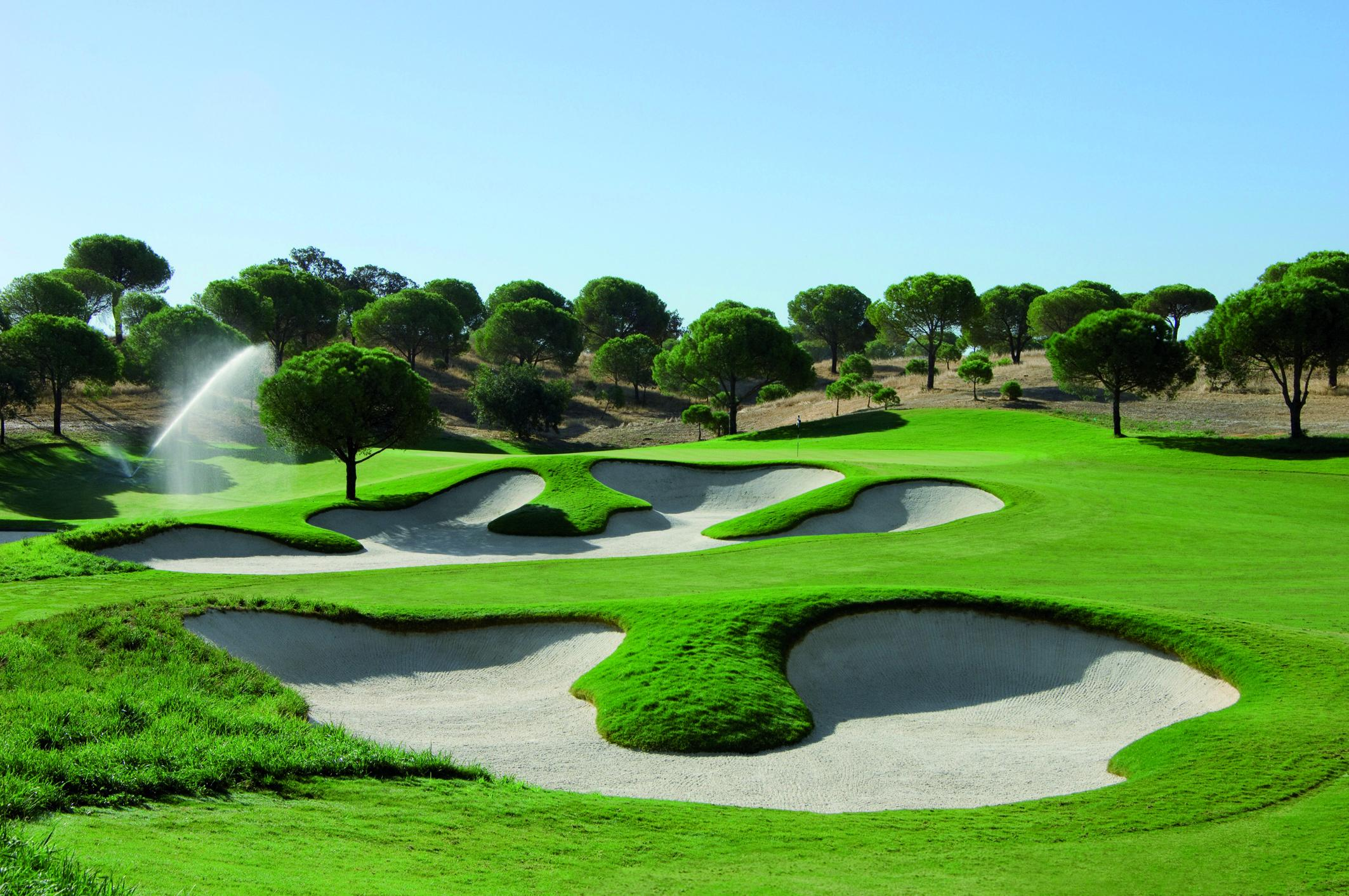 Monte Rei Golf Course Golf Courses In The Algarve Portugal
