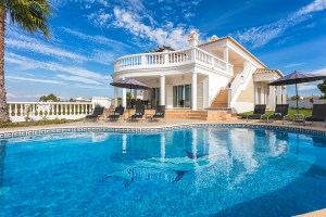Luxury villa Algarve