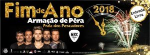 New Year's Eve in the Portugal