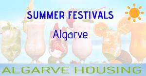 Festivals Algarve