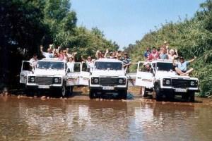 jeep safari central Algarve