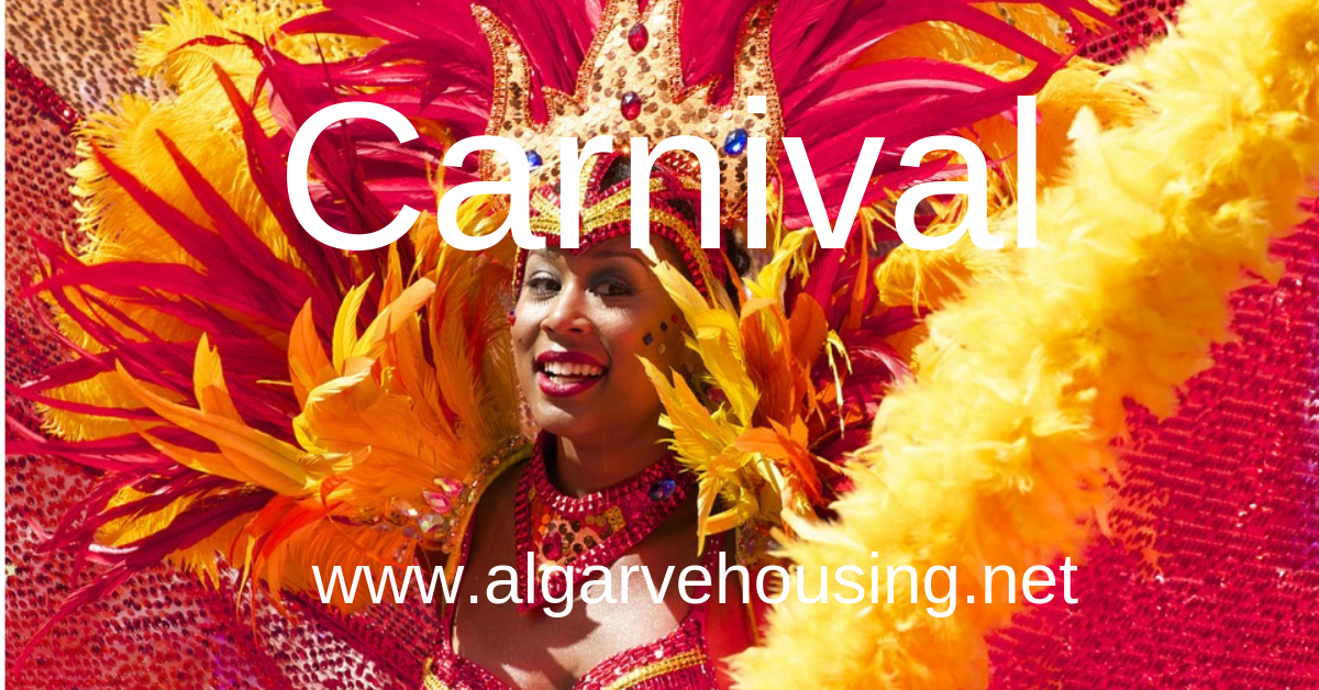Carnival in the Algarve