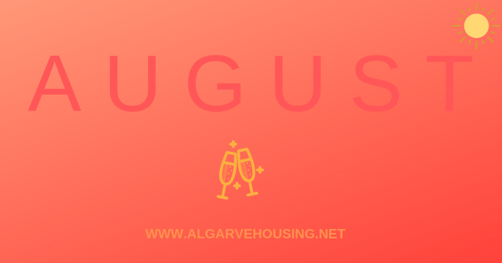 Algarve and August