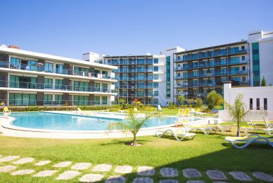 Apartments in Vilamoura for rent