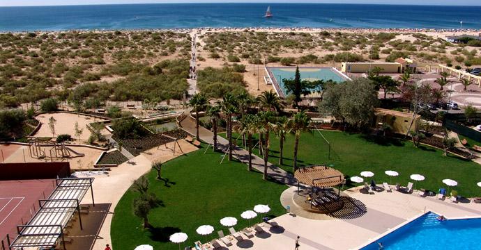 Eurotel Altura Hotel  Algarve Golf Holidays